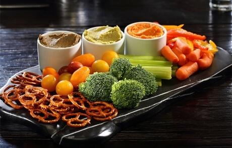 Shaker Veggie Board