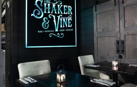 The Shaker & Vine